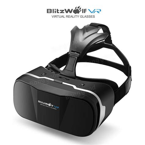 3d Vr Glasses blitzwolf 174 bw vr3 3d vr glasses reality headset