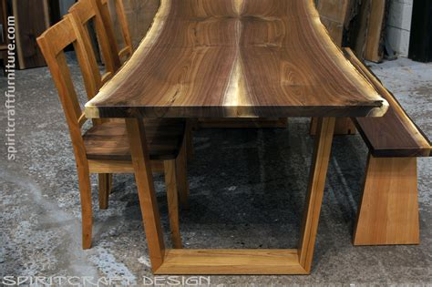 black walnut table top custom solid hardwood table tops live edge slabs