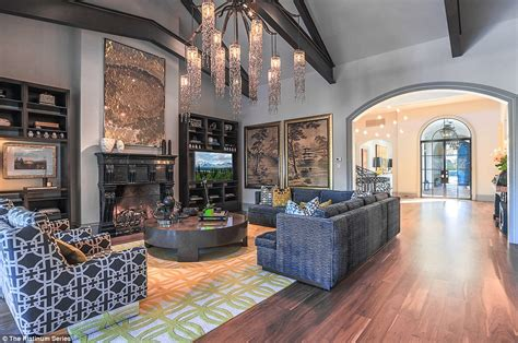 court grill room spieth buys 8 5m dallas mansion complete with indoor basketball court grill room