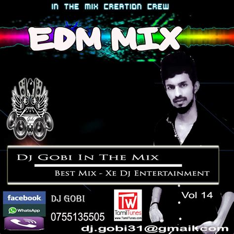download mp3 dj blend dj gobi edm mix vol 14 22 tamil remixes download