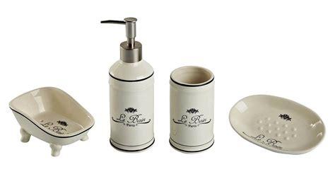 maison du monde accessori bagno bagno in stile vintage caldo e r 233 tro cose di casa
