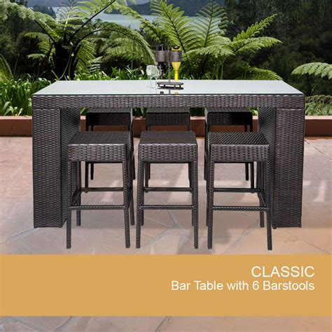 brilliant bar patio furniture decorating ideas outdoor