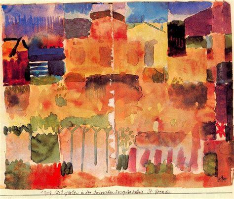 paul klee giardino di un giardino per orfeo 1 di paul klee 1879 1940 switzerland