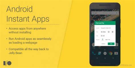 android instant android instant apps tuo erikoissovellusten toiminnot puhelimeen ilman asentamista ja odottelua