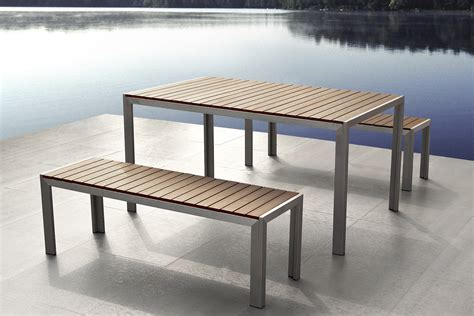 outdoor dining benches wood furniture garden furniture wooden table and benches