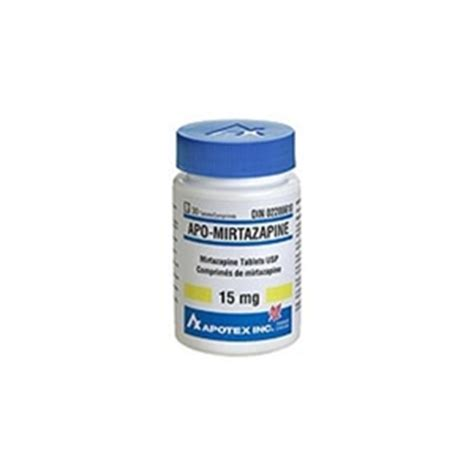 mirtazapine for dogs mirtazapine 15 mg 30 tablets vetdepot