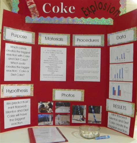 poster board layout for science fair project tri fold board mrs evans teacher website
