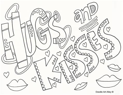 doodle alley name coloring pages valentines day coloring pages doodle alley