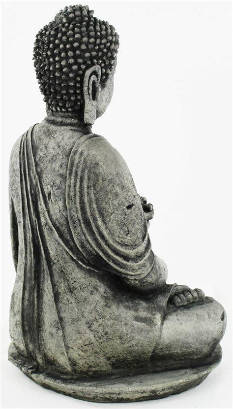 Buddha L by Buddha Lantern Concrete Statue Other