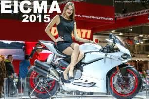 2015 eicma milan bike show motorcycle usa
