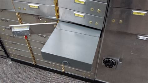 Safety Box Bank backing up offsite a safe deposit box solution