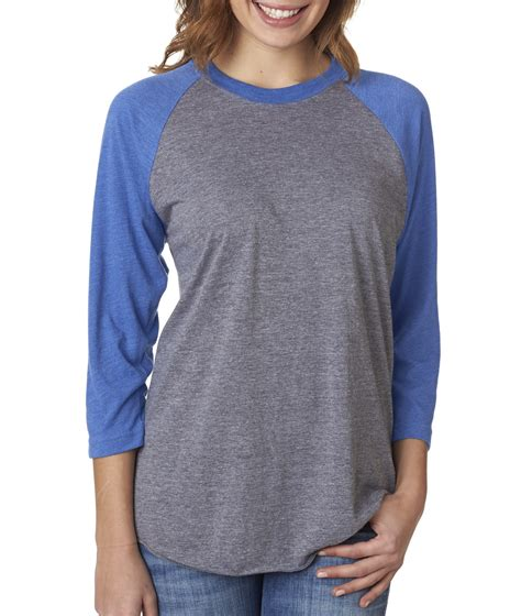 Today Is The Day Raglan Tshirt next level 6051 t shirt s next level tri blend 3 4