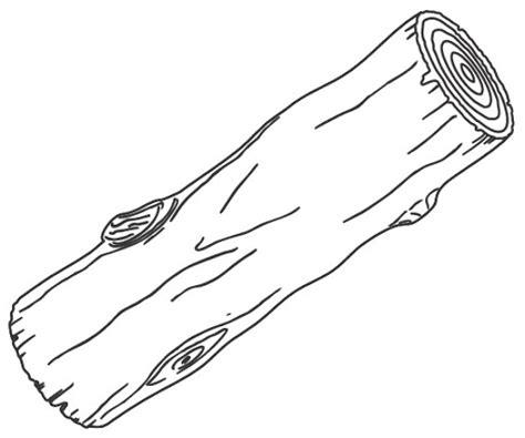 imagenes para pintar en madera colorear dibujos de troncos