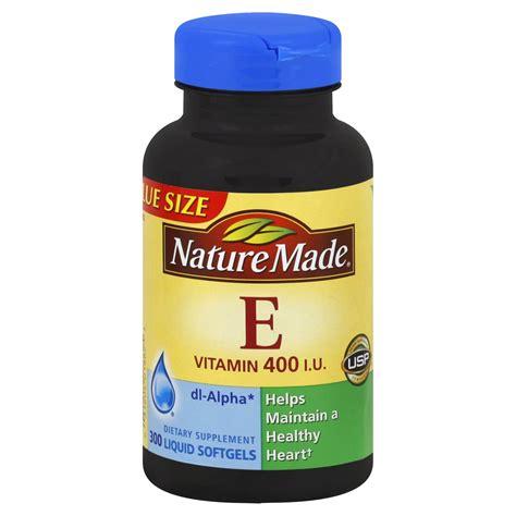Vitamin Natur E 300 Upc 031604018825 Nature Made Vitamin E 400 Iu Liquid