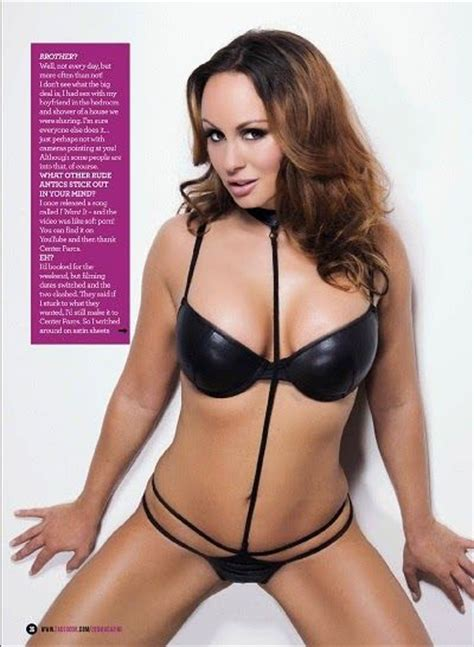 zoo magazine chanelle hayes η chanelle hayes σε φωτογράφιση για το zoo magazine