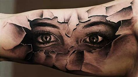 amazing 3d tattoos 50 mind blowing realistic 3d tattoos for both and