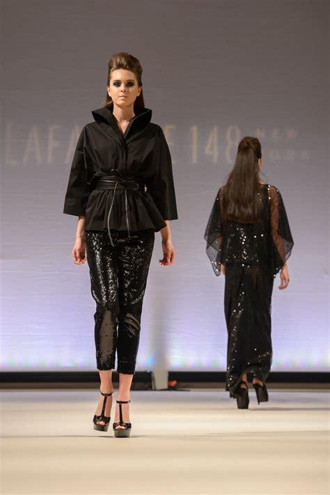 fashionable affair  variety runway lights fashion show