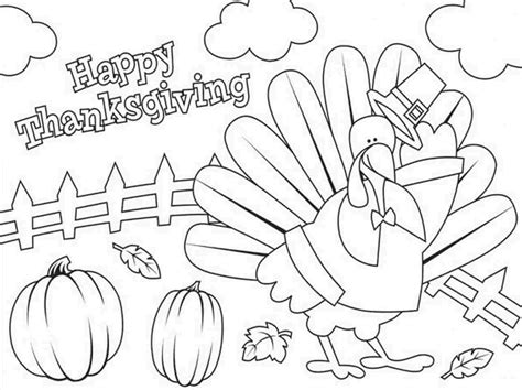 Thanksgiving Coloring Pages For Toddlers Chuckbutt Com Coloring Pages For Thanksgiving For Free