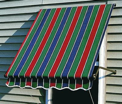 awning type canvas awnings type