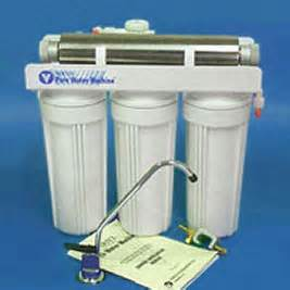 vertex undersink carbon uv water filters