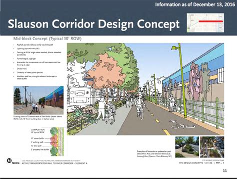 design guidelines bike path metro seeks input on design options for segment a of rail