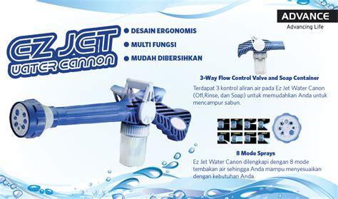 Ez Jet Water Canon Semprotan Air Yang Dahsyat advance estore co id belanja osmosis kursi pijat alat refleksi peralatan