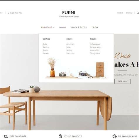 Furniture Stores Ta by Furniture Store Prestashop Addons