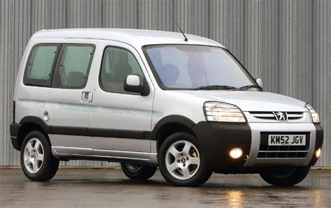 sales peugeot peugeot partner combi estate review 2001 2010 parkers