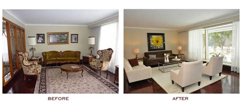 Apartment Living Room Ideas On A Budget home staging before and after photos stagingworks