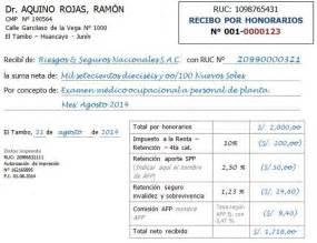 retencion de dinero por sunat recibos por honorarios 2016 recibos por honorarios apexwallpapers com