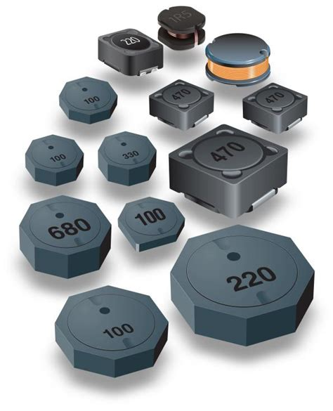 inductors in automotive lighting smd power inductor series is automotive qualified eete automotive