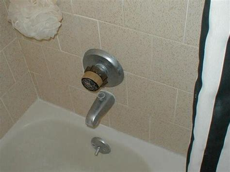Bathtub Leaky Faucet by What Not To Do Remodeling A Bathroom Shower Diytileguy
