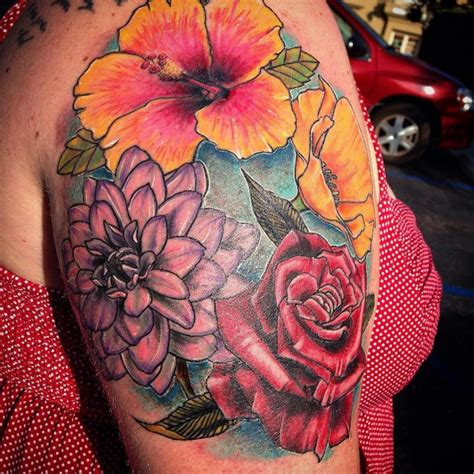 75 best hibiscus flower tattoo meaning amp designs art of