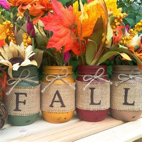 how to make fall decorations at home fall home decor ideas autumn decorating idea
