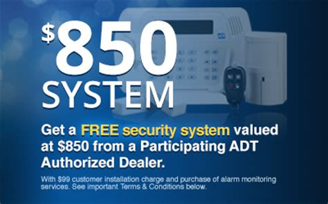 adt alarm systems adt security 877 907 6760