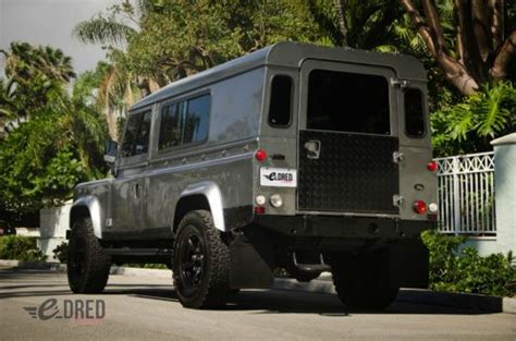automobile air conditioning service 1994 land rover defender free book repair manuals sell used land rover defender 110 1985 with air conditioning fully custom in fort