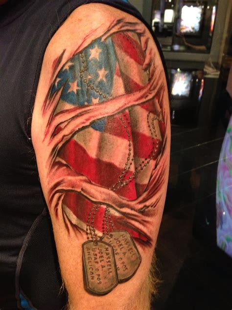 usa tattoo designs 20 of the greatest american flag tattoos