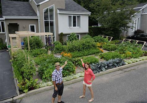 Front Yard Vegetable Garden Ideas Saved A Front Yard Vegetable Garden In Gardener S Journal