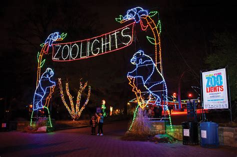 National Zoo S Zoolights Metro Weekly Zoo Light Show