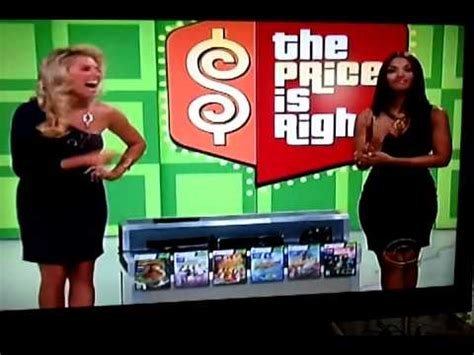 top right or right top price is right models knock big screen tv