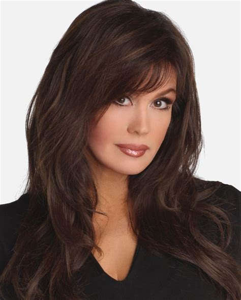 marie osmond hairstyles feathered layers 25 best images about beautiful women over 50 on pinterest