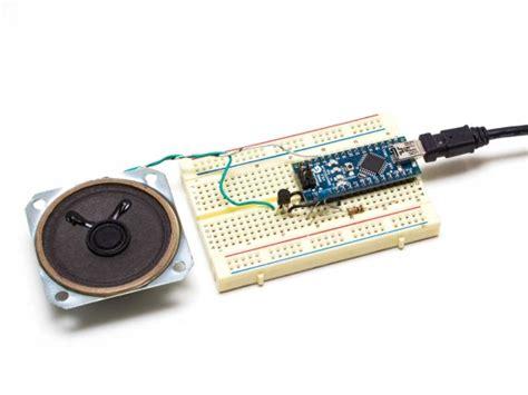 arduino tutorial advanced tutorial on advanced arduino sound synthesis embedded lab