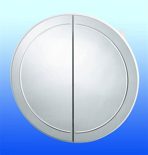 round mirror bathroom cabinet versailles round bathroom cabinet white with mirrored doors