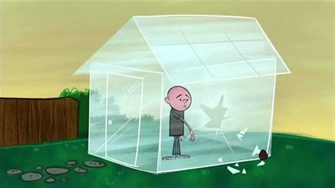 glass house meaning the ricky gervais show karl pilkington on throwing stones youtube