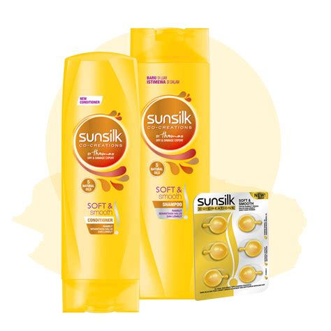 soft smooth rangkaian produk sunsilk indonesia