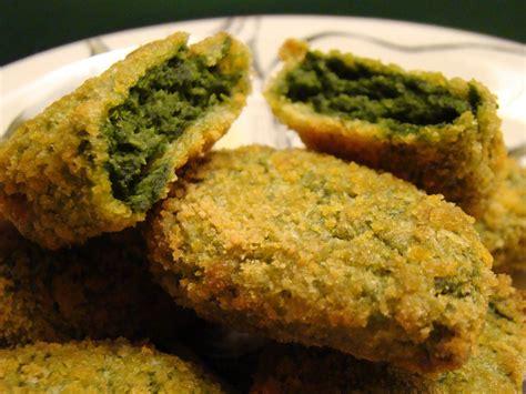 come cucinare spinaci ricetta crocchette facili di spinaci ricette di buttalapasta
