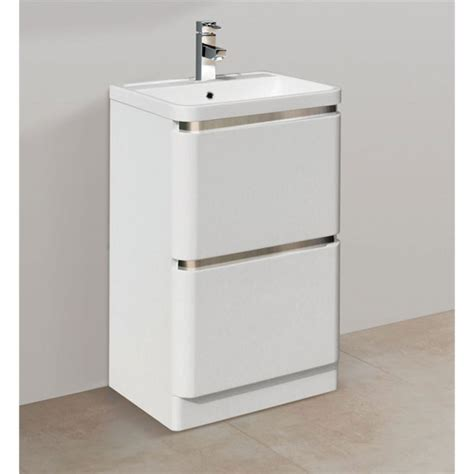 Floor Standing Vanity Unit by Tc Vancouver 500 Floorstanding Vanity Unit