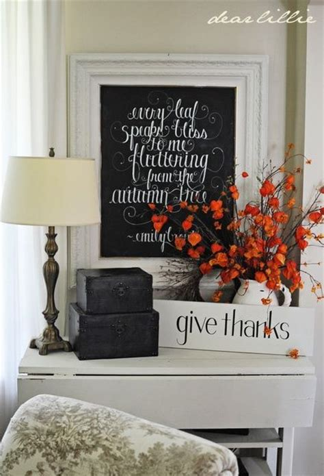 do it yourself fall decorations 18 easy decorating ideas for fall gt so much inspiration