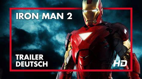 iron man trailer deutsch youtube