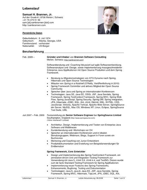 Lebenslauf Muster Oesterreich Lebenslauf Vorlage Schweiz Dokument Blogs